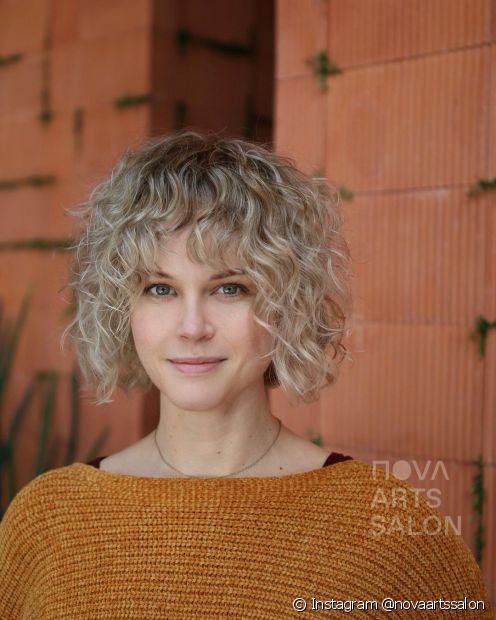 Aposte em um corte de cabelo curto e renove o visual (Instagram @novaartssalon)