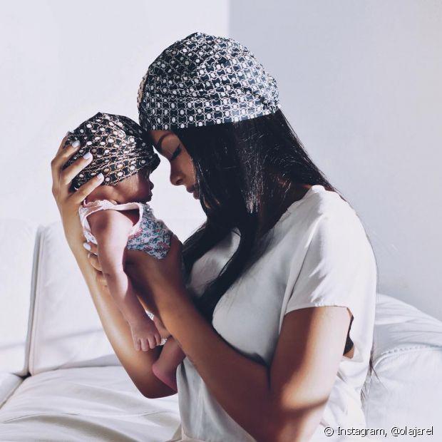 A maquiagem para a hora do parto pode ser a boa dose de segurança que algumas mamães procuram para sair bem nas fotos e registros em vídeo