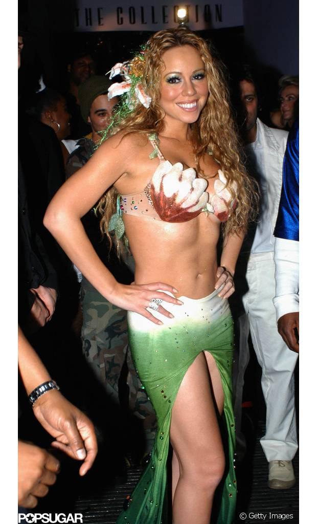 Mariah Carey de sereia