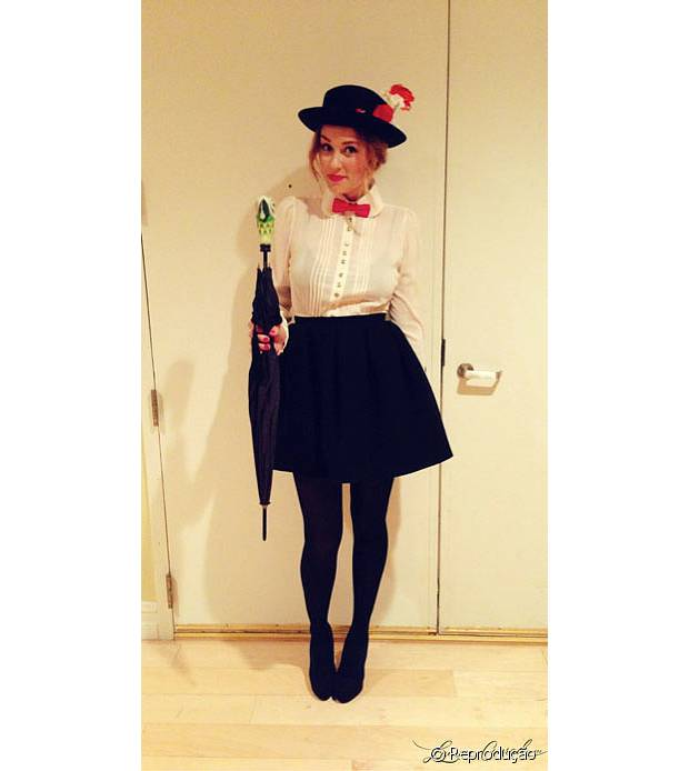 Lauren Conrad de Mary Poppins