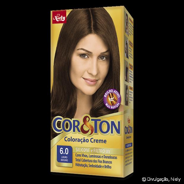 6.0 Louro Escuro de Cor&Ton