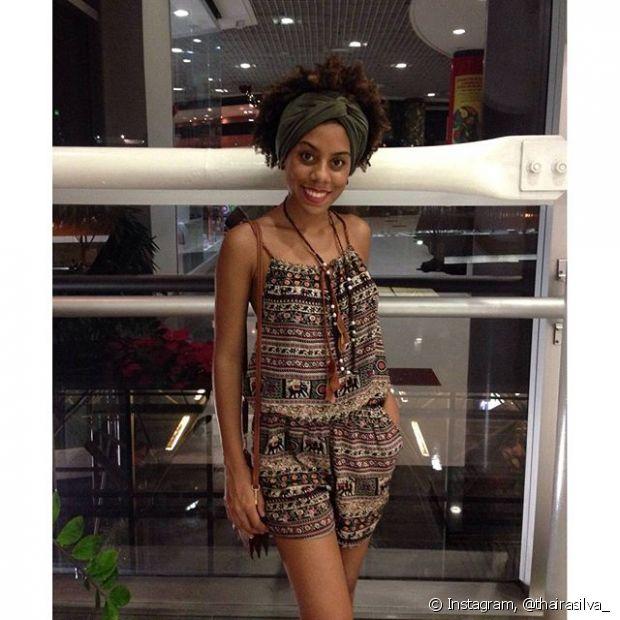 A influência da cultura africana na moda trouxe uma riqueza de estampas coloridas e desenhos simbólicos de seu povo