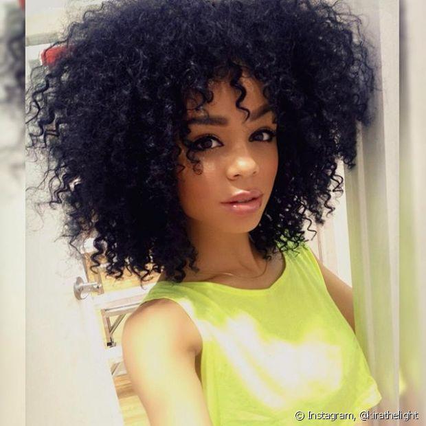 Use produtos específicos para o seu tipo de cabelo