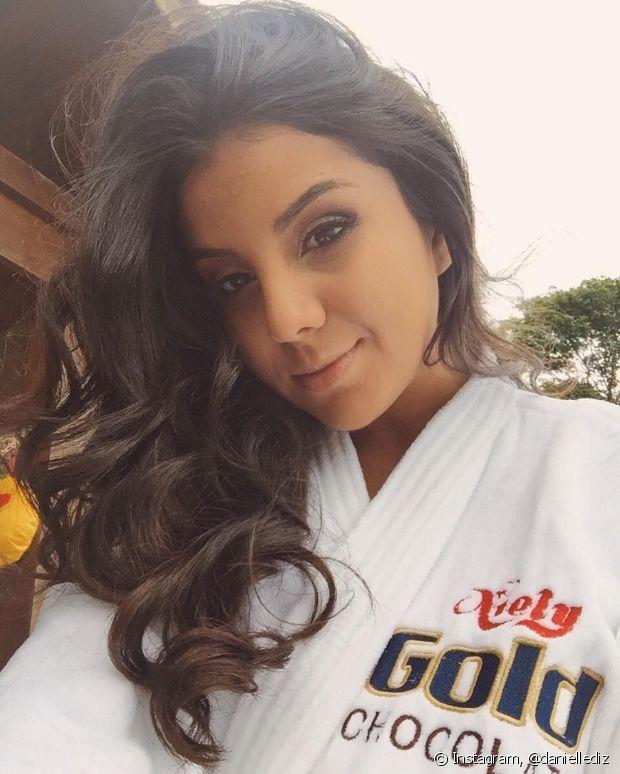 Danielle Dias já teve seu dia de diva na Casa de Verão da Anitta