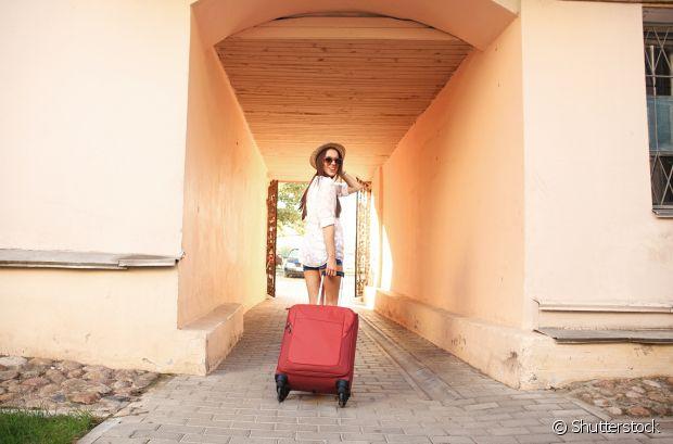 Siga nossas dicas e faça uma mala sem excessos para a viagem de fim de semana!