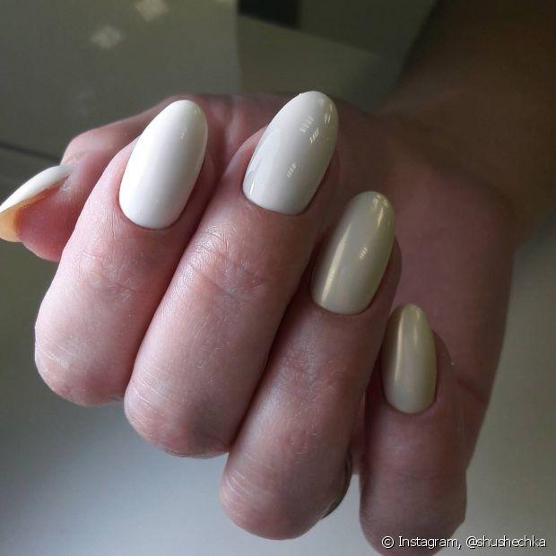 Você também pode fazer as unhas sem precisar tirar a cutícula