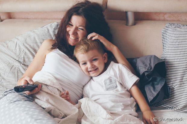 Mesmo que você comemore o fim das férias escolares, você sente falta de ficar grudadinha com o seu filho o dia todo!