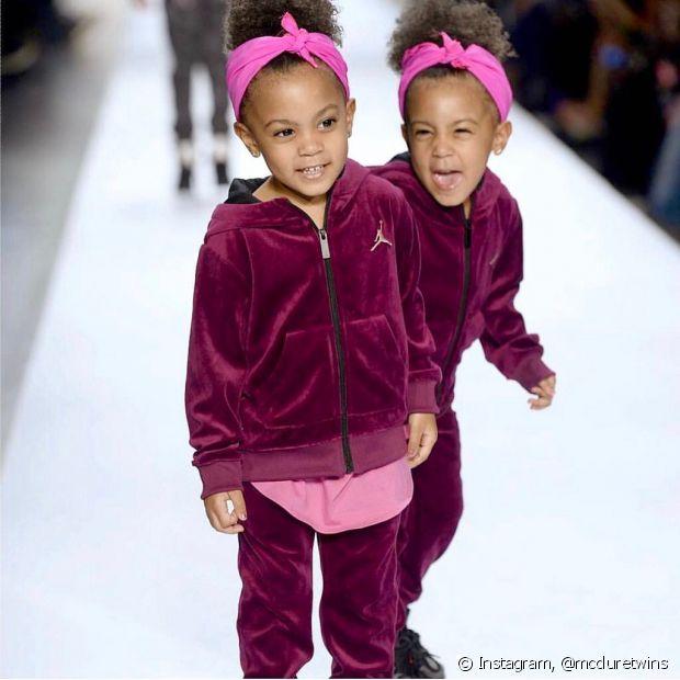 Escolha tecidos mais leves ao usar turbante nas crianças