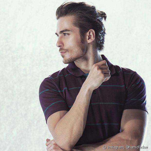 Os homens também sofrem com as pontas duplas nos cabelos