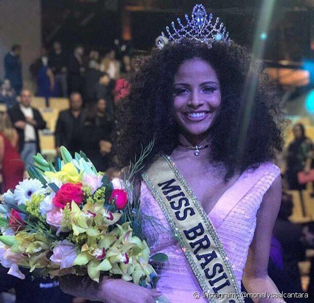 No dia da coroação, Monalysa afirmou que pretende dar mais visibilidade ao Piauí e empoderar as mulheres negras