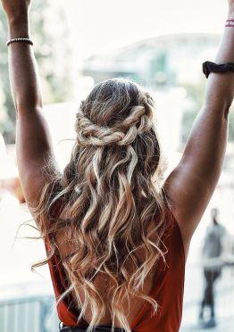 Penteados Para Cabelos Longos Dicas De Modelos Para Os Fios
