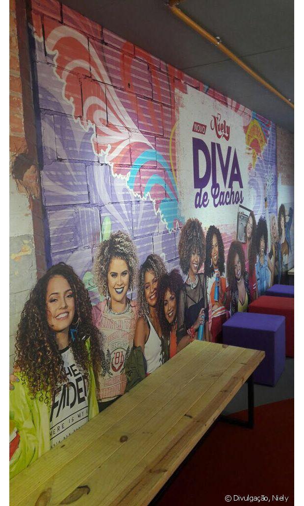 As embaixadoras e co-criadoras da linha Diva de Cachos marcarão presença no stand da Niely