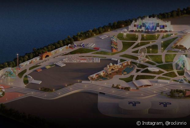 A Cidade do Rock mudou de endereço e agora é no Parque Olímpico!
