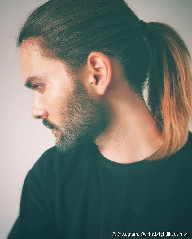 O rabo de cavalo é o penteado básico e mais simples de todos