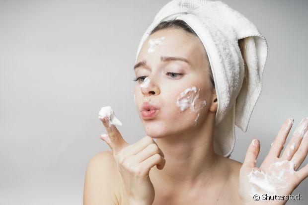 Nem todo produto tem funções que vão tratar a sua pele