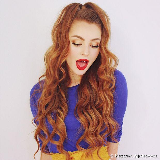 Coseguir cabelo de Rapunzel não acontece só em contos de fadas