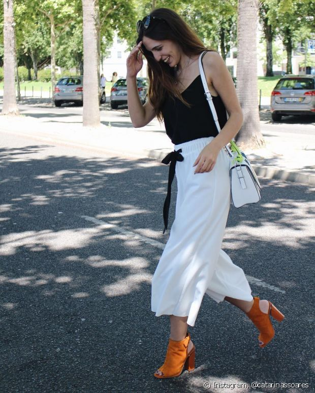 Usar pantacourt não é difícil! Ela é elegante e fica bonita em todo mundo
