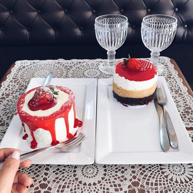 Evite ficar olhando doces, isso só vai aumentar a sua vontade de comer