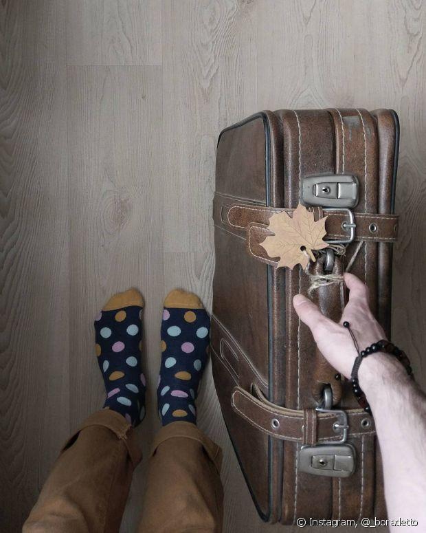 Manter a organização durante a viagem vai te ajudar a sempre saber onde estão suas coisas e também será útil na hora de desmontar as malas