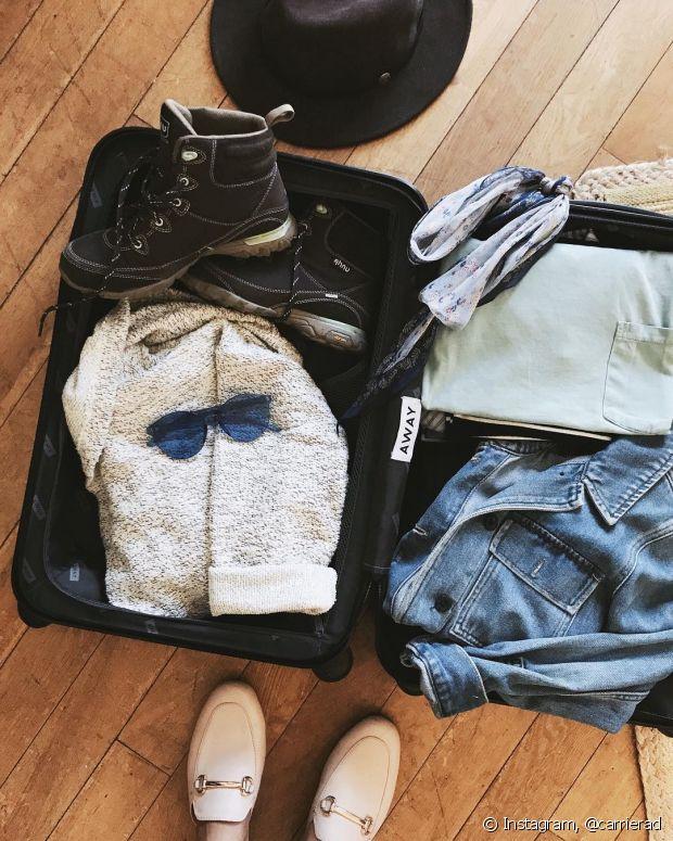 A hora de desfazer as malas pode se tornar um transtorno por dias e até semanas