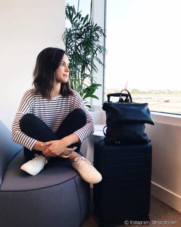 É importante ter foco ao chegar de viagem e desfazer as malas de uma só vez