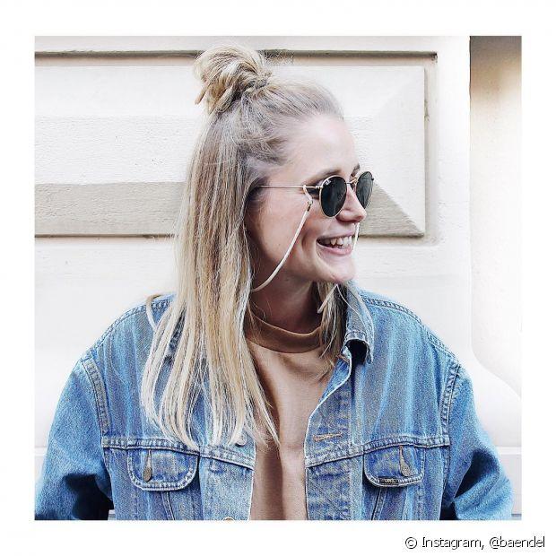 As correntes de óculos estão bombando entre as fashionistas e prometem continuar em alta para o verão