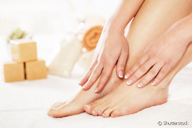 Lixar os pés é um hábito muito comum entre as pessoas