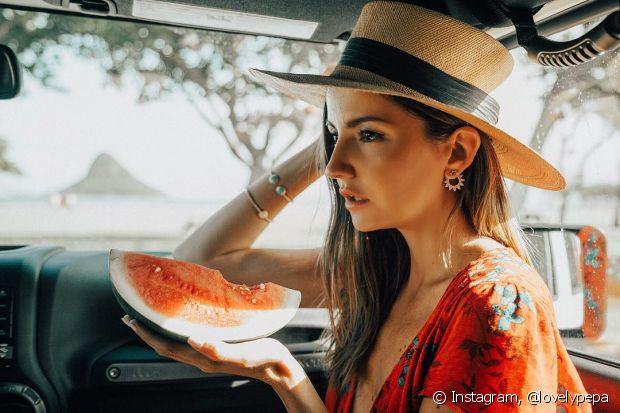 Aposte nas frutas vermelhas e cítricas para acelerar o metabolismo