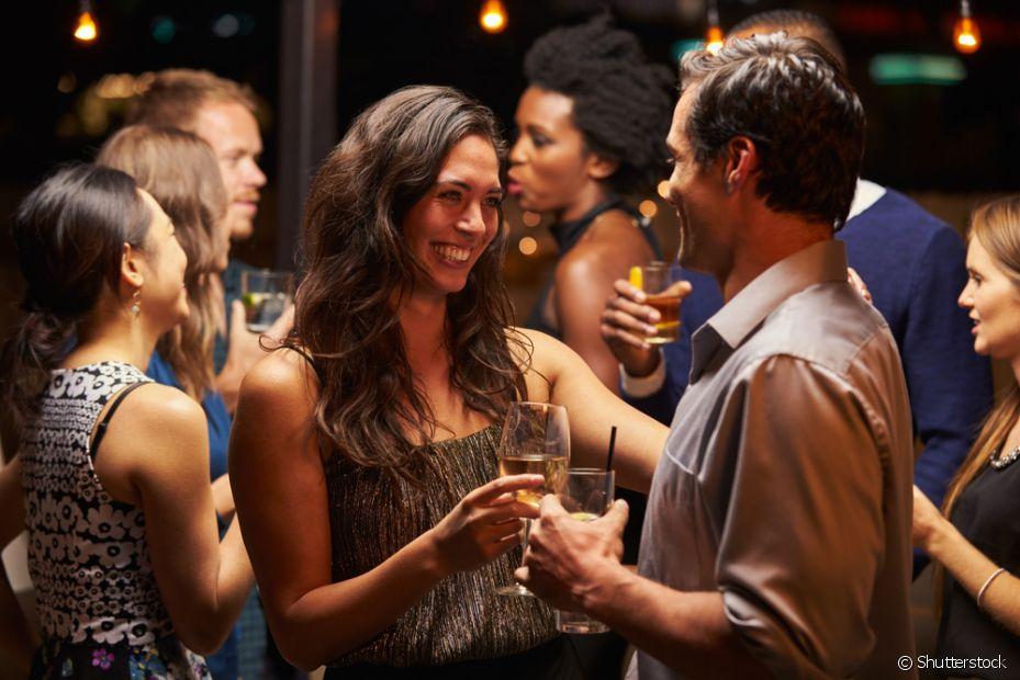 Reencontrar parentes e amigos na noite de Natal pode gerar perguntas constrangedoras