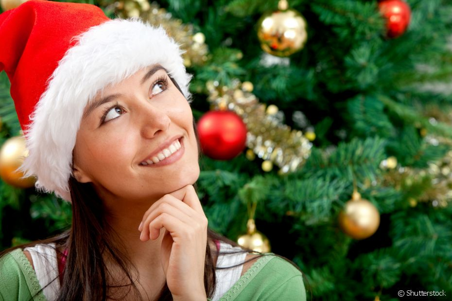 Vermelho, verde e dourado são cores que têm tudo a ver com o Natal
