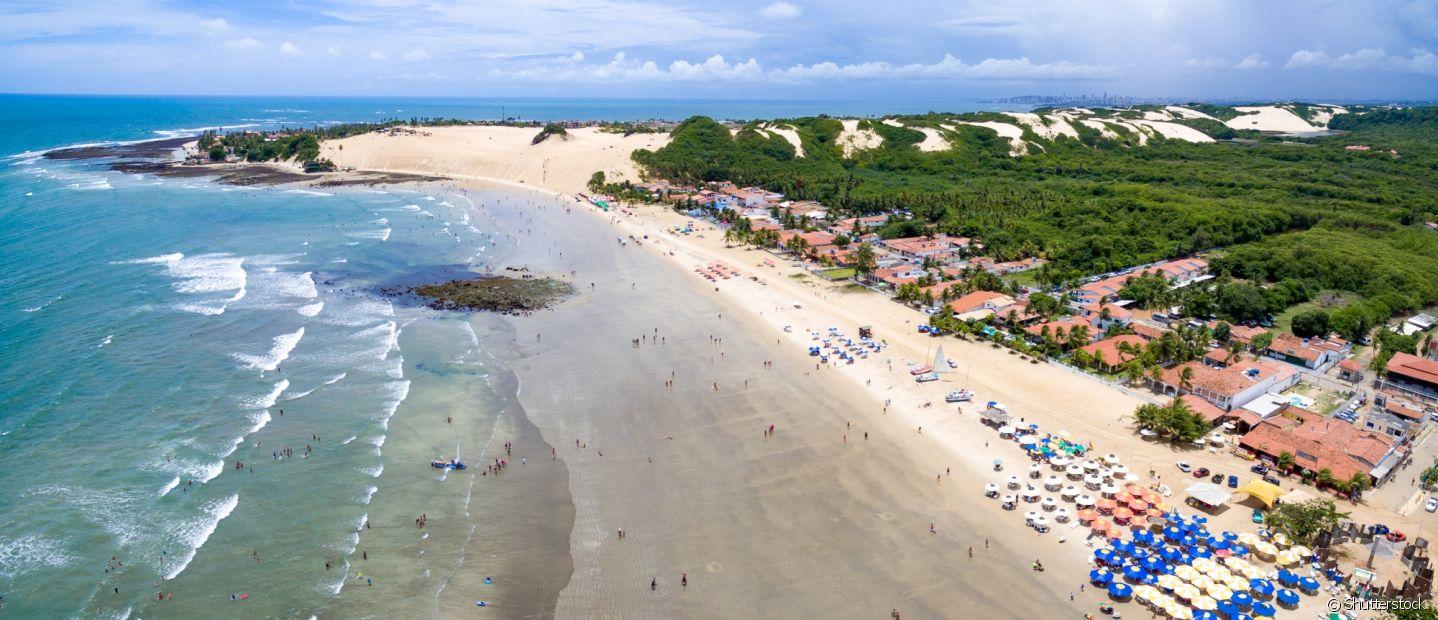 Natal é cercada de dunas e praias paradisíacas