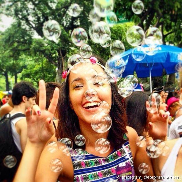 Existem situações que só quem ama o Carnaval passa