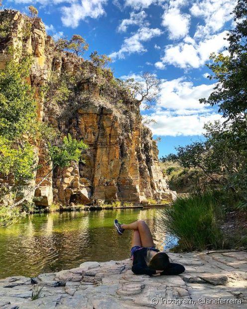 A Chapada dos Veadeiros é o destino perfeito para quem ama trilhas e a natureza