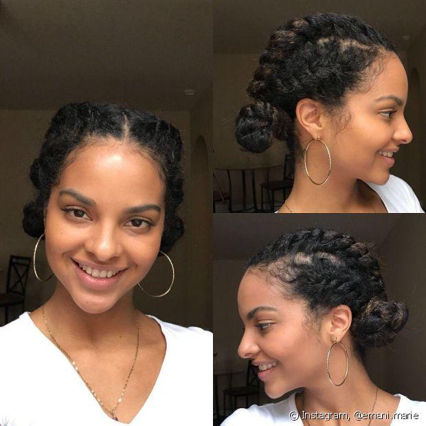 Além dos penteados, é extremamente importante usar produtos capilares que tenham filtro UV