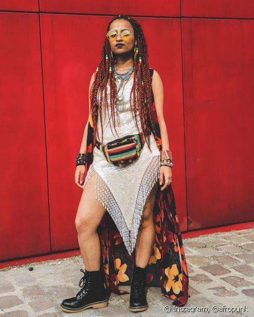 O Afropunk acontece todo ano nos Estados Unidos, mas já se espalhou para outros países do mundo