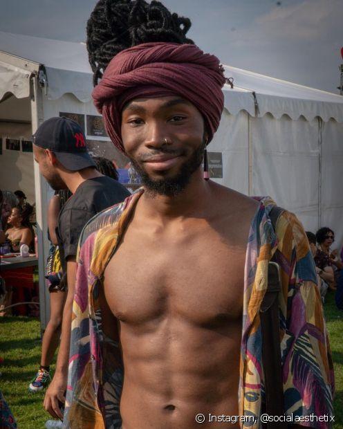 Além do documentário e do festival, o Afropunk também tem um site atualizado com informações de moda, política e comportamento