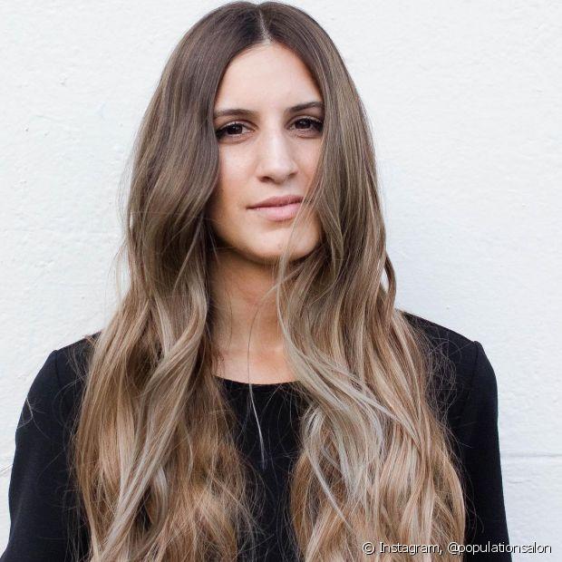 Como qualquer outro cabelo colorido, o ombré hair também precisa de cuidados especiais