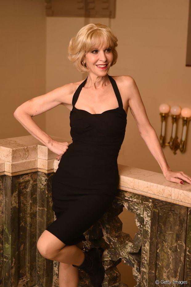 Mulheres acima de 50 anos podem conquistar looks mais joviais com esse corte