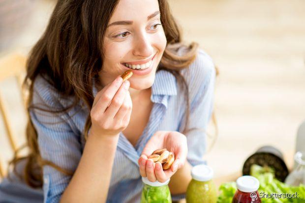 Uma alimentação balanceada é o segredo para uma TPM tranquila