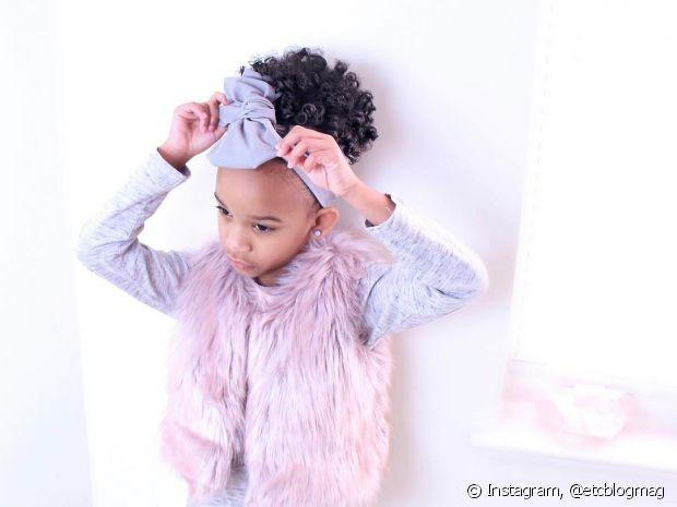 Ao fazer o ritual do COG na sua filha, fique atenta na quantidade de produto que for usar