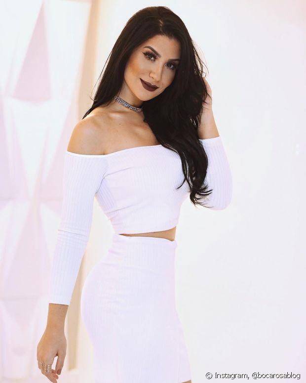 Bianca Andrade, a Boca Rosa, arrasa nos looks e nos cliques do seu Instagram