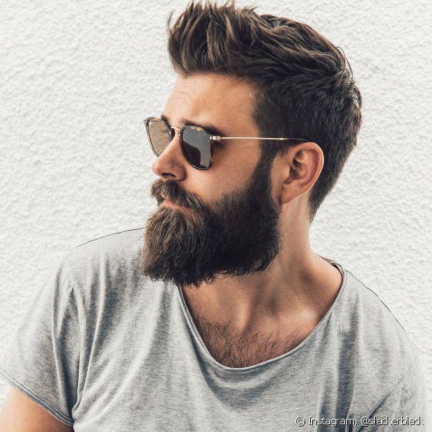Os homens estão cada vez mais preocupados com os cabelos e querem manter os fios fortes e saudáveis