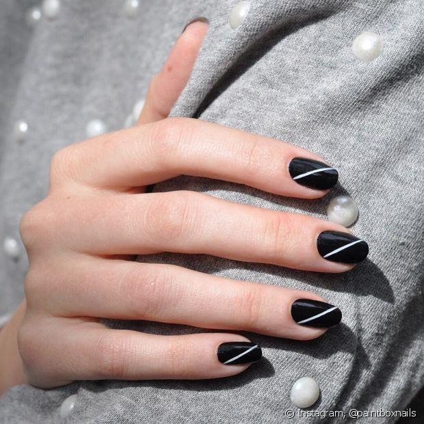 Alguns erros são muito comuns na hora de fazer as unhas em casa