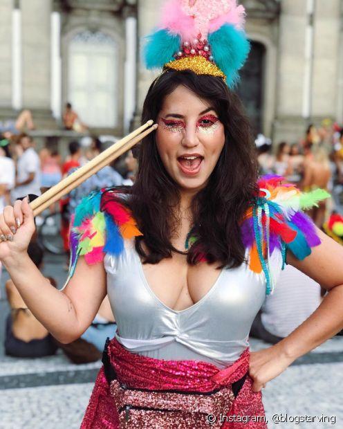 Procure as inspirações certas na hora de montar a fantasia para o Carnaval! Confira os melhores perfis para seguir no Instagram na época da folia