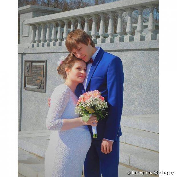 Acessórios com o penteado da noiva são sempre bem-vindos!