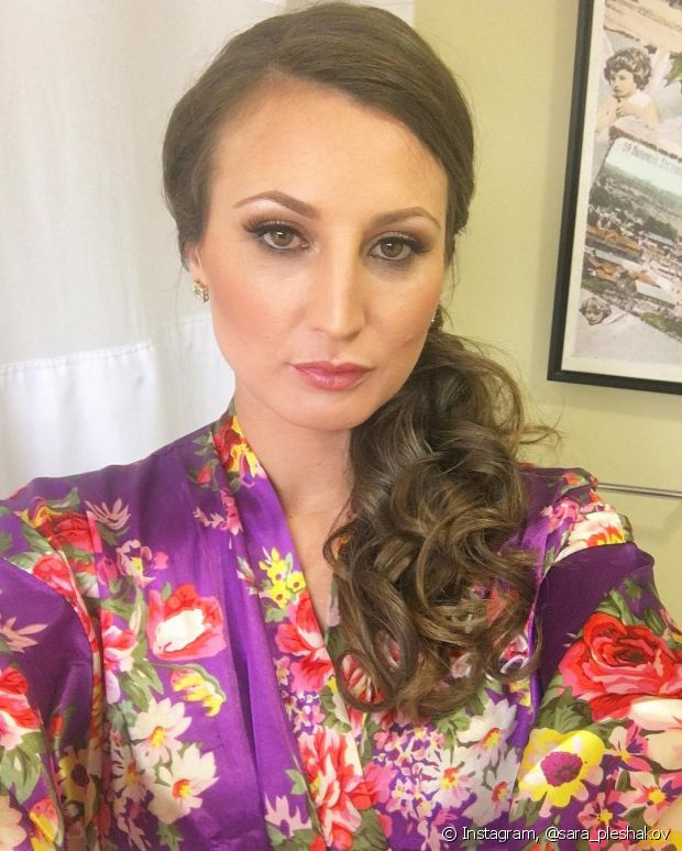 Penteado para a mãe da noiva  confira 20 fotos de looks incríveis ... 0efd1eeb7c4