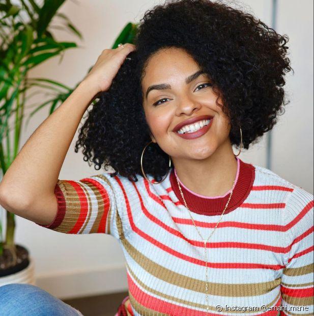 Conheça alguns dos cortes de cabelo curto que estão fazendo sucesso (Instagram @emani.marie)