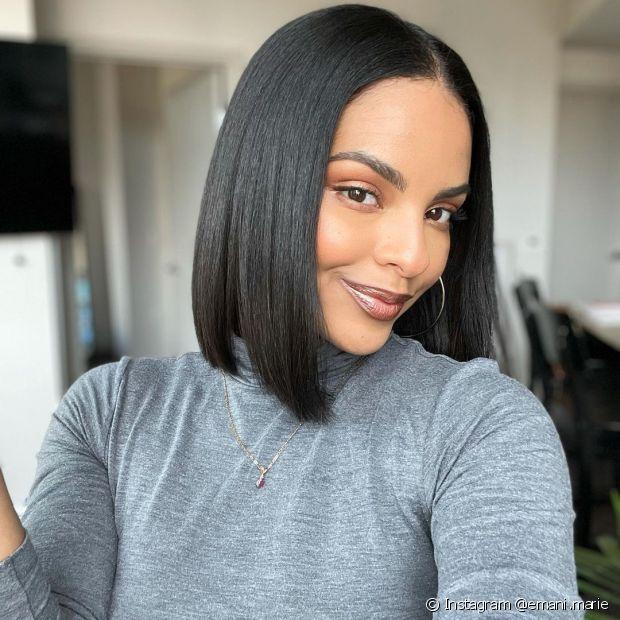 Escolha seu corte de cabelo curto favorito (Instagram @emani.marie)