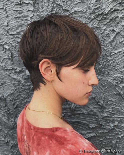 Fique ainda mais diva com um novo corte de cabelo curto (Instagram @hairbyjoec)