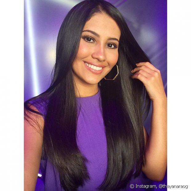 Thaynara OG faz muito sucesso no Snapchat, além de ser umas das divas da nossa campanha de Brilho&Ton